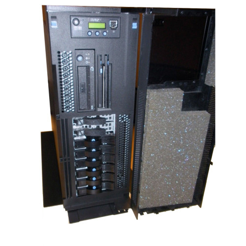 IBM 9406-520 0900 7450 Power5 1.5GHz, 4GB, 4x 36GB, 30GB Tape, 5709 RAID, OS 6.1 via Flagship Tech