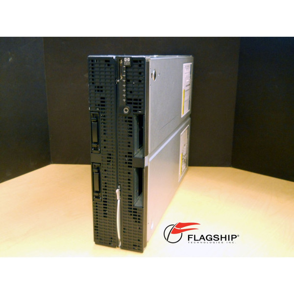 HP 643780-B21 BL680C-G7 E7-4860 2P 64GB BLADE SERVER