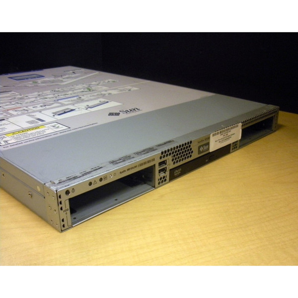 Sun A84-AA  X2100 M2 2.6GHz Dual Core 8GB RAM 2X 146GB 15K SAS via Flagship Tech