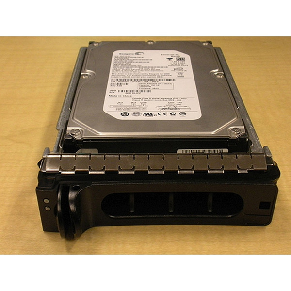"750GB 7.2K 3.5"" SATA Dell Hard Drive & Tray Seagate ST3750640NS JW551"