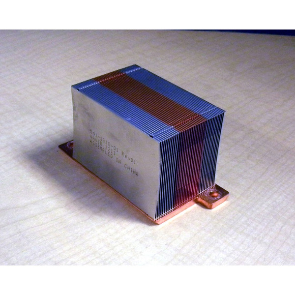 Sun 541-3310 Xeon Heatsink via Flagship Tech