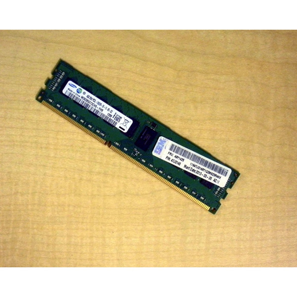 IBM 49Y1425 4GB DDR3 PC3L-10600R ECC SDRAM Memory Module via Flagship Tech