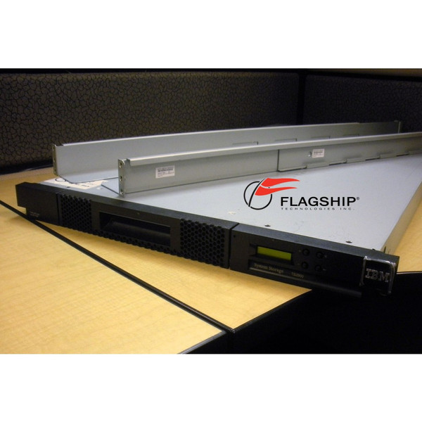 IBM 3572-S5R 3527 LTO5 SAS Library 9 Slot 3572-S5H, TS2900 via Flagship Technologies, Inc - Flagship Tech