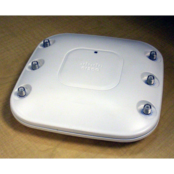 Cisco AIR-CAP3502E-A-K9 Dual-Band Wireless Access Point With Mounting Bracket IT Hardware via Flagship Technologies, Inc, Flagship Tech, Flagship
