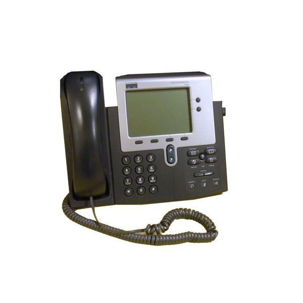 Cisco CP-7940G Unified IP Phone 7940G IT Hardware via Flagship Tech