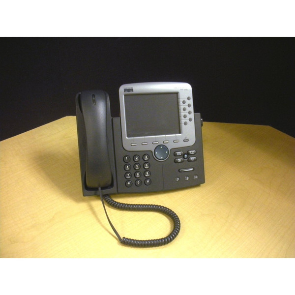 Cisco CP-7970G Unified IP Phone 7970G IT Hardware via Flagship Tech