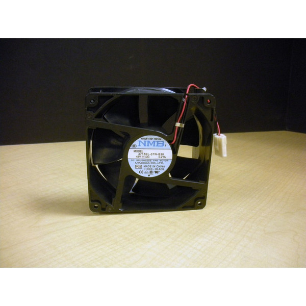Printronix 150261-001 Card Cage Fan Assembly 6400 6500 P5000 P7000 IBM via Flagship Tech