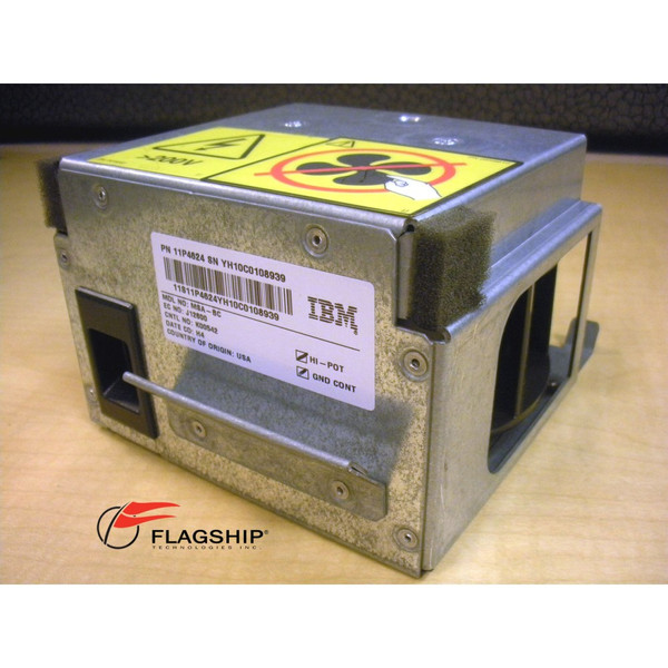 IBM 11P4624 6B0A I/O Subsystem Fan Assembly pSeries 7040