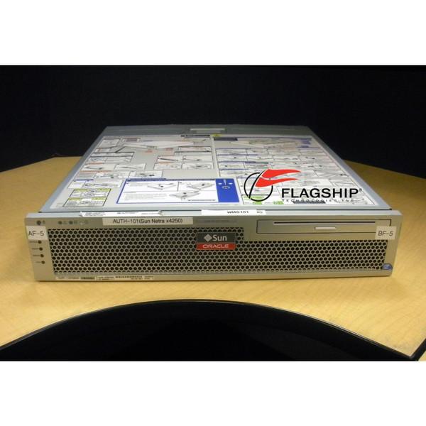 Sun X4250 Netra 2X 2.13Ghz 16GB RAM 2X 300GB 10K SAS DVD IT Hardware via Flagship Technologies, Inc, Flagship Tech, Flagship