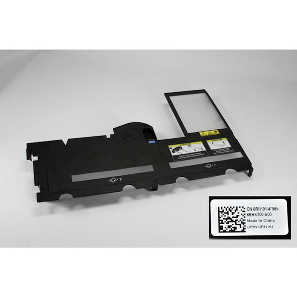 Dell PowerEdge 1950 Plastic DIMM Cooling Shroud Cover RN191