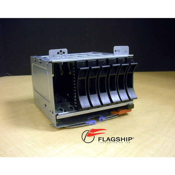 IBM 00E2520 6-Slot SAS SFF DASD Media Backplane SATA With HH Bay CCIN 2BD5