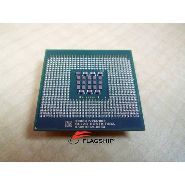 DELL SL7ZG 2.8GHZ 2M 800MHZ FSB XEON SKT 604 CPU via Flagship Tech