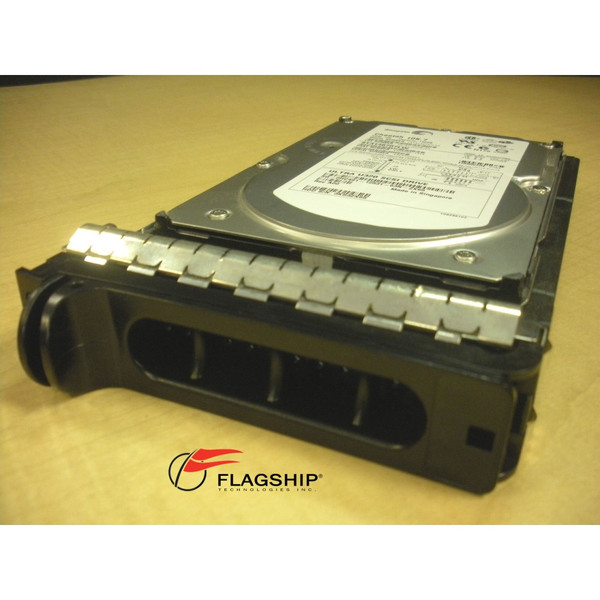"""Dell HC491 146GB 10K U320 SCSI 3.5"""" Hard Drive Seagate ST3146707LW"""