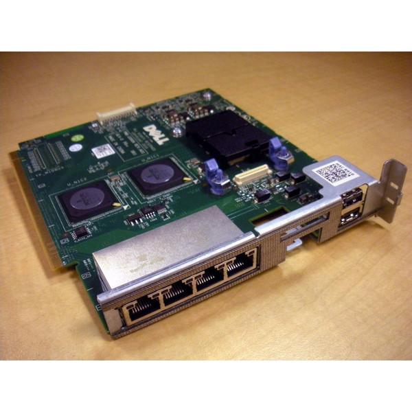Dell Y950P PowerEdge R910 I/O Riser Board 4-Port 1GbE Network 2-Port USB via Flagship Tech