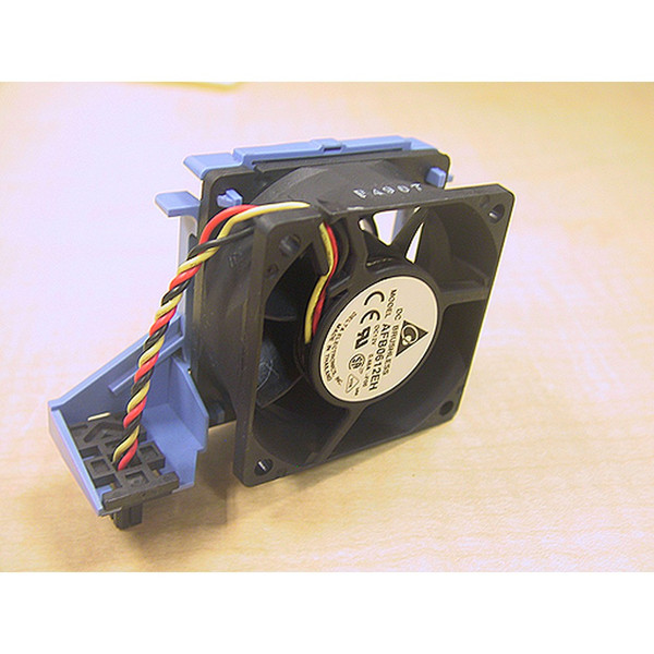 Dell PowerEdge 2650 CPU Front Fan Assembly 4Y364 5Y378