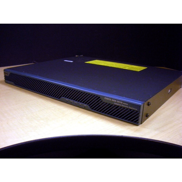 Cisco ASA5510-BUN-K9 ASA 5510 Security Appliance IT Hardware via Flagship Tech
