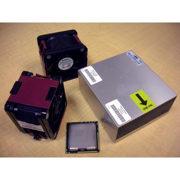 HP 500094-B21 506012-001 Intel Xeon X5570 2.93GHz/8MB QC Processor Kit DL380 G6 via Flagship Tech