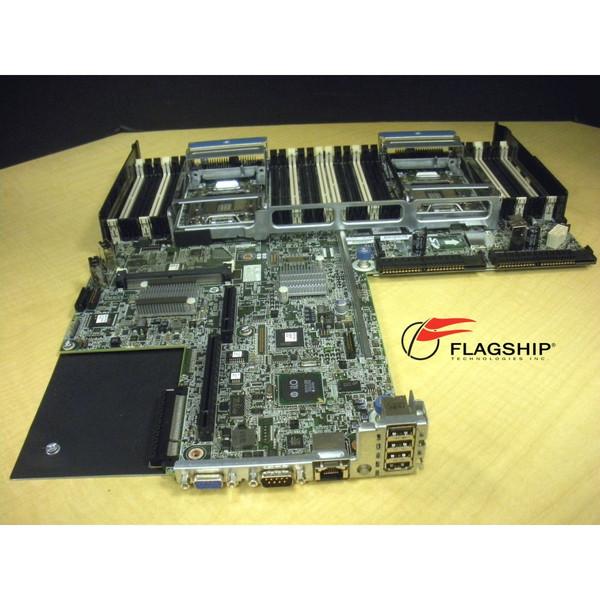 HP 667865-001 718781-001 DL360p Gen8 System Board for Cage-type Heatsinks