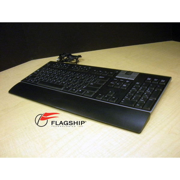 Dell U473D USB Keyboard Black IT Hardware via Flagship Technologies, Inc, Flagship Tech, Flagship, Tech, Technology, Technologies
