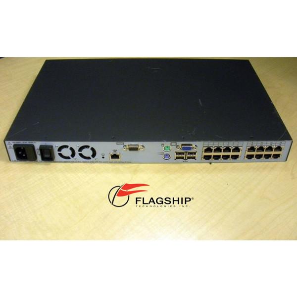 HP 410530-001 2x1x16  IP KVM Console