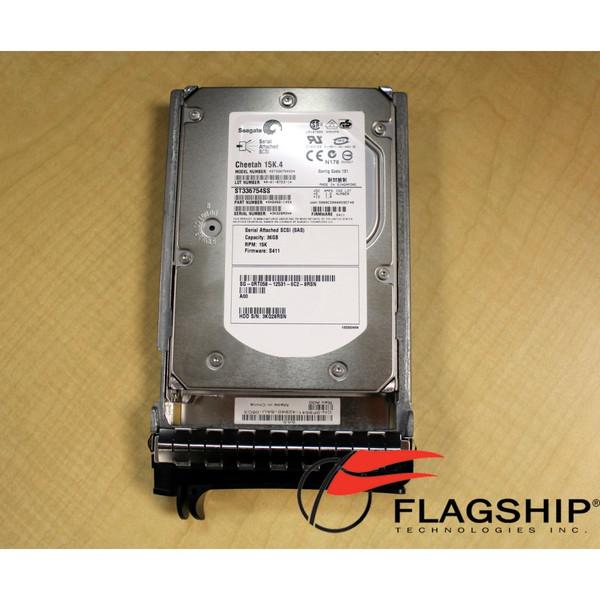 Dell RT058 36GB 15K RPM 3.5in Hot Swap SAS 3Gbps Hard Drive via Flagship Tech