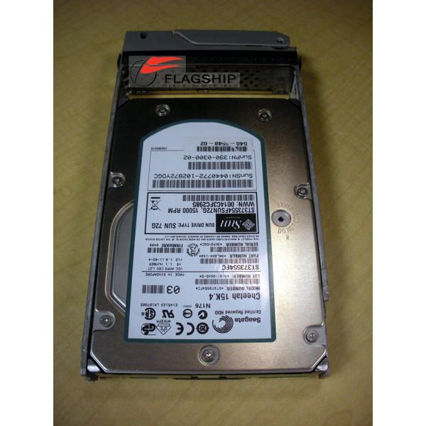 SUN 390-0300 73GB 15K FC Disk Seagate