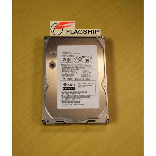 SUN 390-0484 600GB 15K FC Disk Hitachi