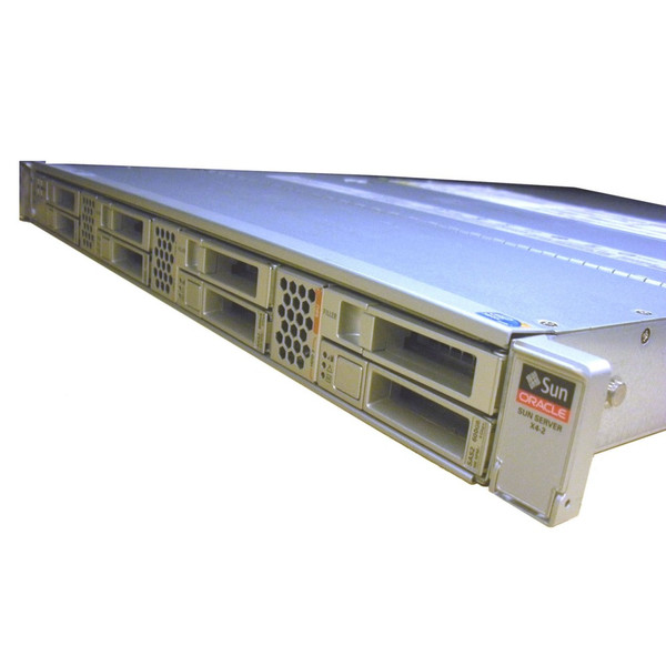 Sun X4-2 2x 2.6GHz 6-Core 128GB 4x 600GB 6Gbs SAS-2 HBA Controller Rack Kit via Flagship Tech