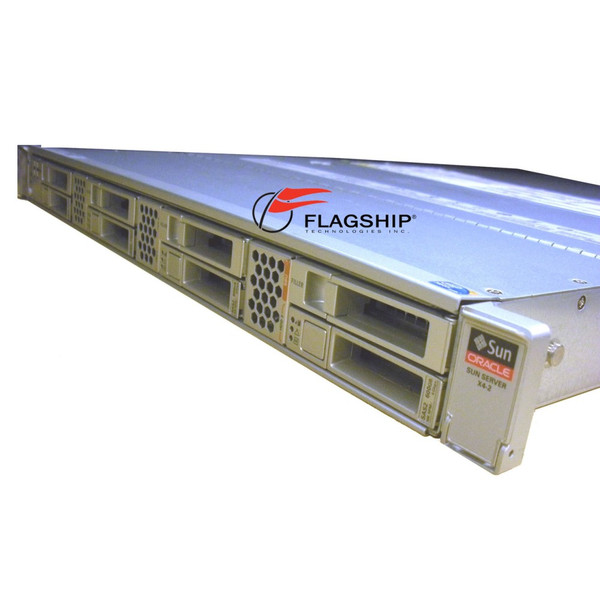 Sun X4-2 2x 3.0GHz 10-Core 256GB 4x 600GB 6Gbs SAS-2 HBA Controller Rack Kit via Flagship Tech