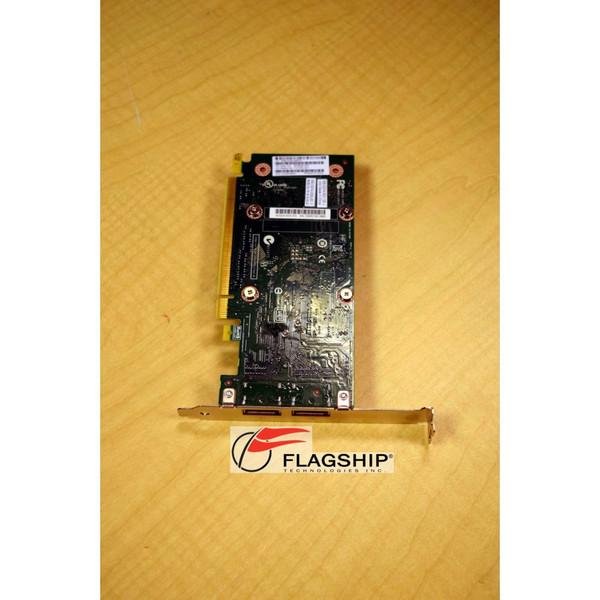 HP 707252-001 nVidia NVS310 512MB PCIe X16 DUal Display Vide Card