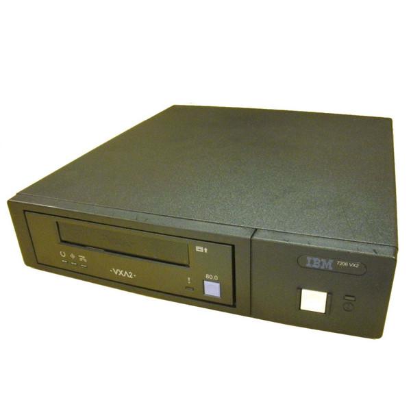 IBM 7206-VX2 80/160GB 4MM SCSI LVD External Tape Drive VXA2 VXA-2