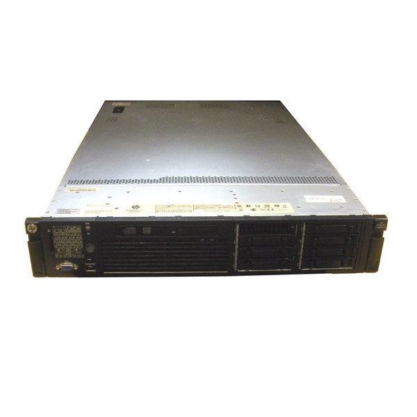 HP AT101A rx2800 i4 Server 2x 9560 8c 32GB 2x 146GB HD Rack Kit DVD