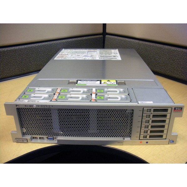 Sun X4470 M2 4x 2.0GHz 8-Core, 64GB RAM, 2x 300GB SAS Disk Server via Flagship Tech