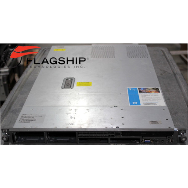 399524-B21 HP DL360-G5 X5450 QC 3.0GHz/12MB (2P), 16GB RAM, 2x146GB HDD RPS, DVD, Rack Kit