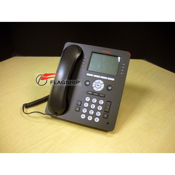 Avaya 700505424 9608G IP VoIP Gigabit Phone Telephone via Flagship Tech