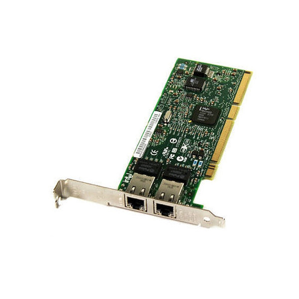Dell Intel PRO1000MT PCI-X Dual Port Network Card Adapter J1679