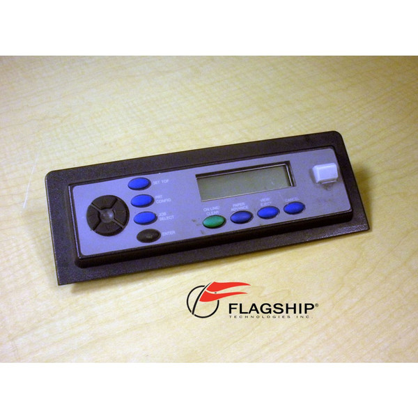 Printronix 250483-001 P7000 Operator Control Panel Assembly via Flagship Tech