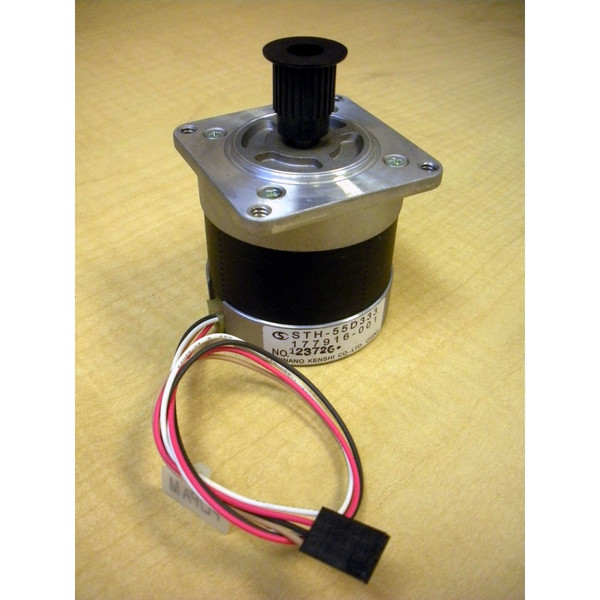 Printronix 177916-001 Paper Feed Motor Assembly for 6500 P7000 10R4779 178046-001 via Flagship Tech