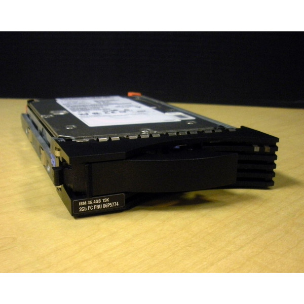 IBM 06P5774 36.4GB 15K FC Hard Drive 5212 via Flagship Tech