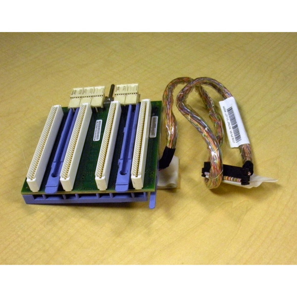 IBM 03N5880 Ultra320 SCSI 4-Pack DIsk Drive Backplane for 550 via Flagship Tech