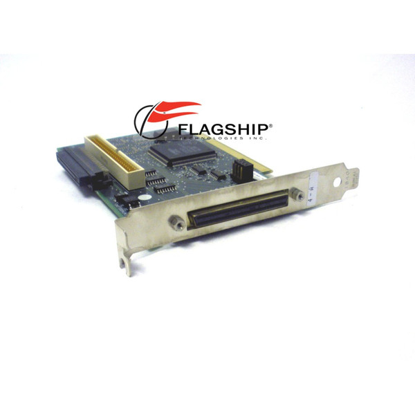 IBM 73H3560 Fast/Wide SCSI PCI Controller Card Adapter 2408-701X 6208-701X 73H3562 93H8406 via Flagship Tech