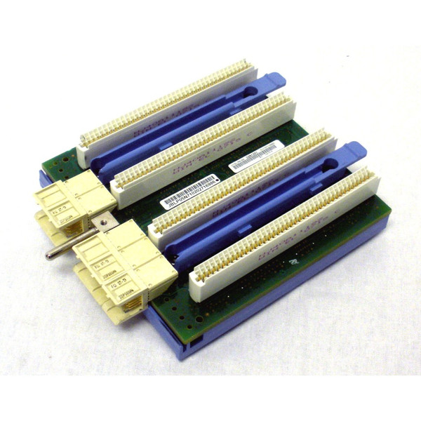 IBM 6592-91XX 4-Pack U320 SCSI Disk Backplane pSeries 80P4770 via Flagship Tech