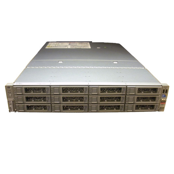 Sun X4-2L Exadata 2x 2.6Ghz 8 Core 64GB RAM 12-Bay Server *NO DISK