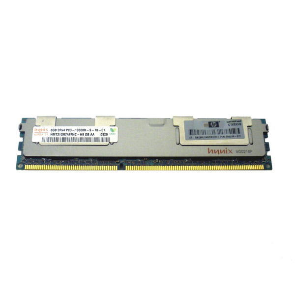 HP 500206-071 DDR3 2RX4 PC3-8500R-7 MEMORY (1X8GB) via Flagship Tech