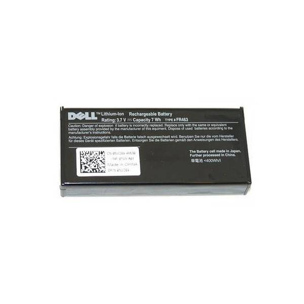 Dell PowerEdge PERC 5/i 6/i SAS/SATA 3.7V RAID Controller Battery Li-ion NU209 U8735