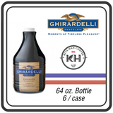 Ghirardelli Sauce - Black Label Chocolate