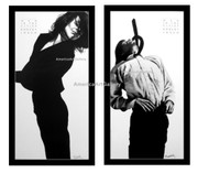 Fabulous Robert Longo Men In Cities Hand Signed LE Set