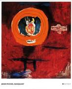 Rare Superb Jean Michel Basquiat Fine Art Print Vitaphone