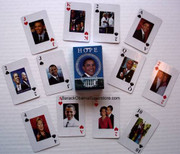 Barack Obama Presidential Playing Cards