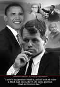 Barack Obama Robert F Kennedy Prediction